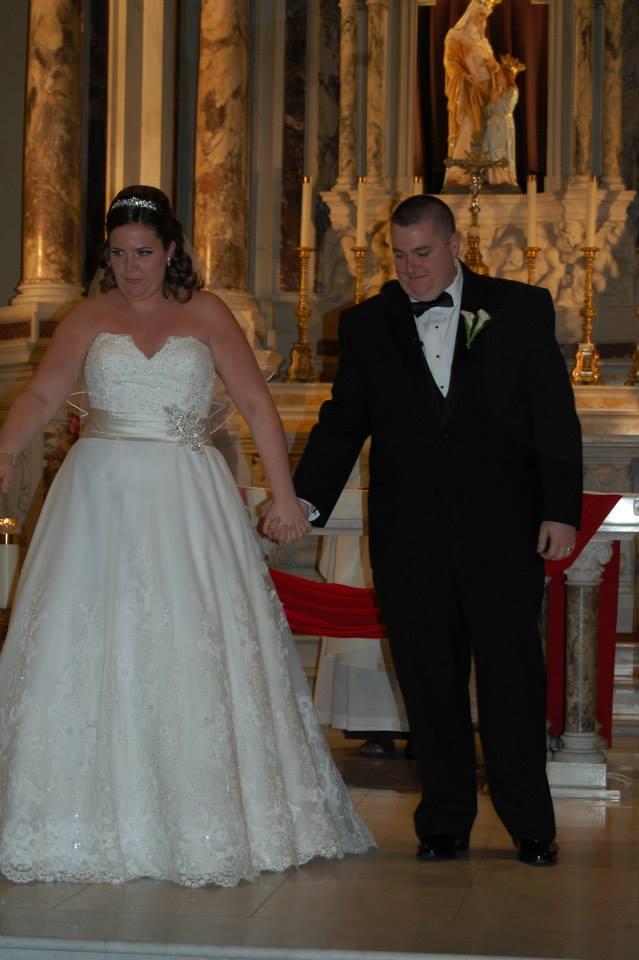 Jacqueline Pitino Wedding